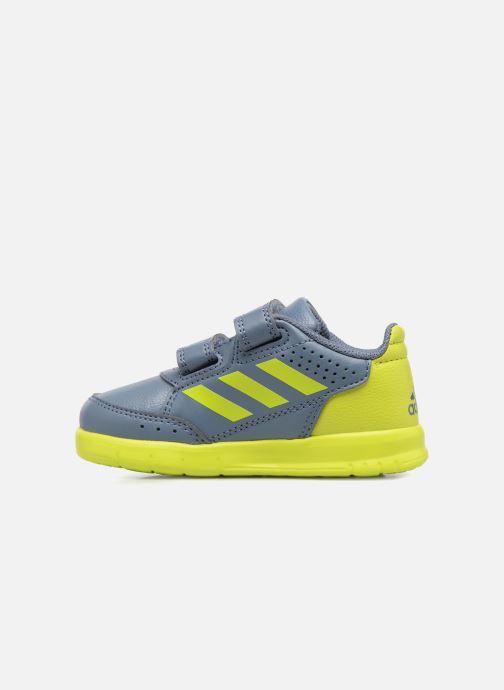 Sneakers adidas performance Altasport Cf I Grigio immagine frontale