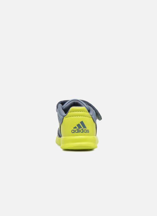 Baskets adidas performance Altasport Cf I Gris vue droite