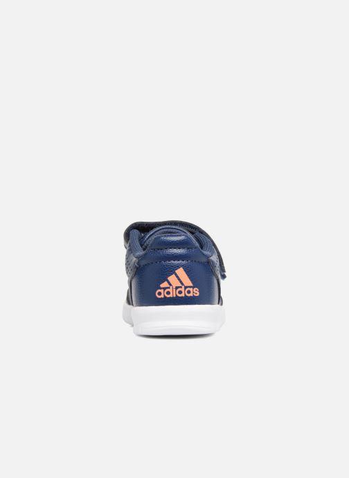 Baskets adidas performance Altasport Cf I Bleu vue droite