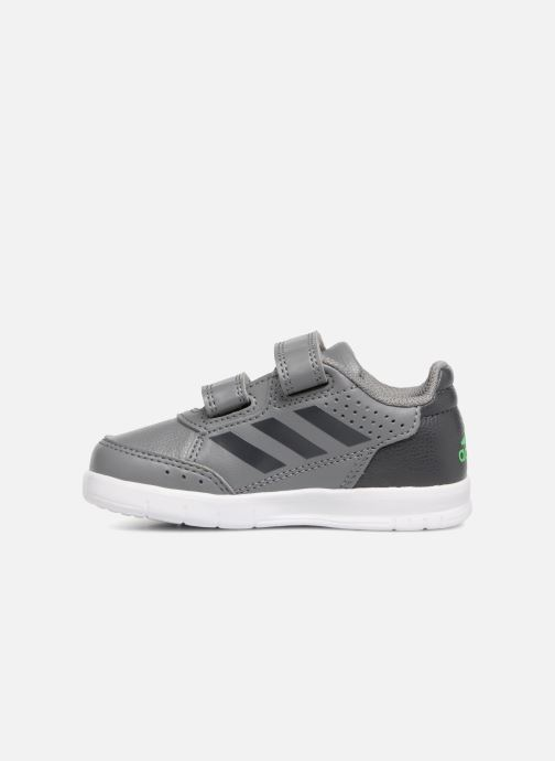 Baskets adidas performance Altasport Cf I Gris vue face