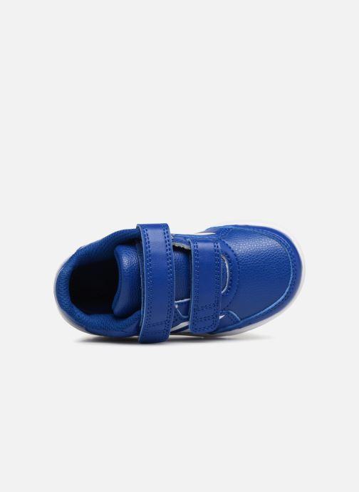 Baskets adidas performance Altasport Cf I Bleu vue gauche