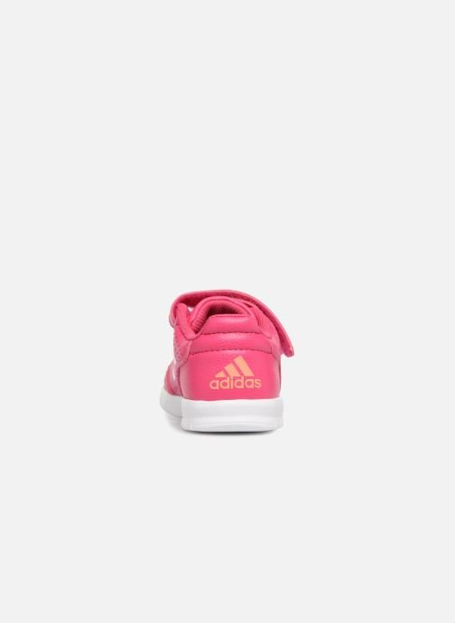 Baskets adidas performance Altasport Cf I Rose vue droite