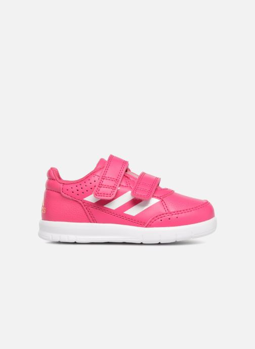 Baskets adidas performance Altasport Cf I Rose vue derrière