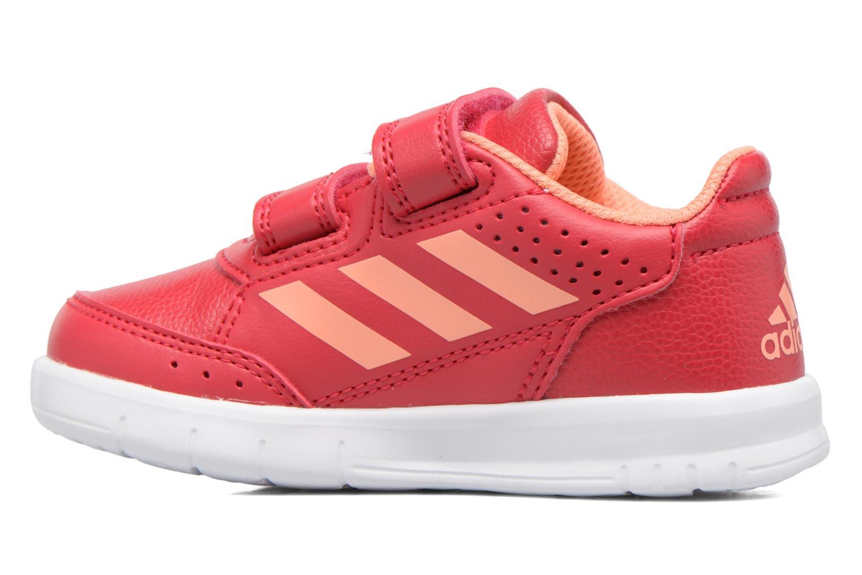 Sneaker Adidas Performance Altasport Cf I rosa ansicht von vorne