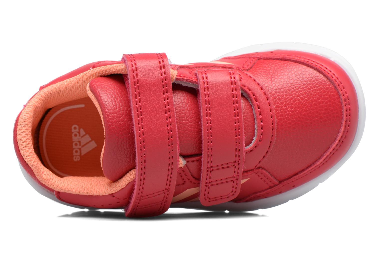 Sneaker Adidas Performance Altasport Cf I rosa ansicht von links