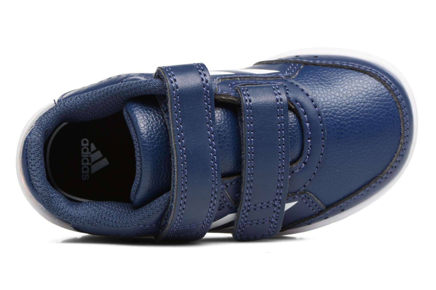 Trainers Adidas Performance Altasport Cf I Blue view from the left