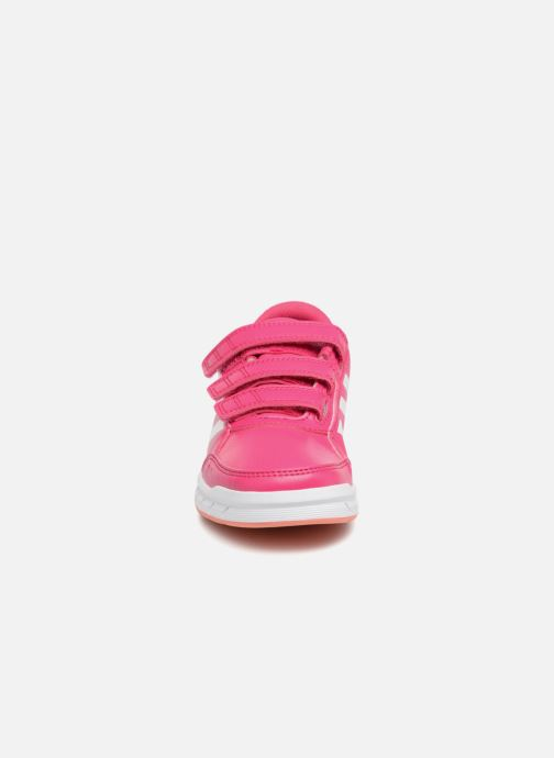 Baskets adidas performance Altasport Cf K Rose vue portées chaussures
