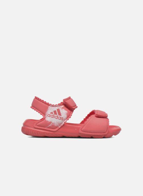 Sandalen adidas performance Altaswim G I rosa ansicht von hinten
