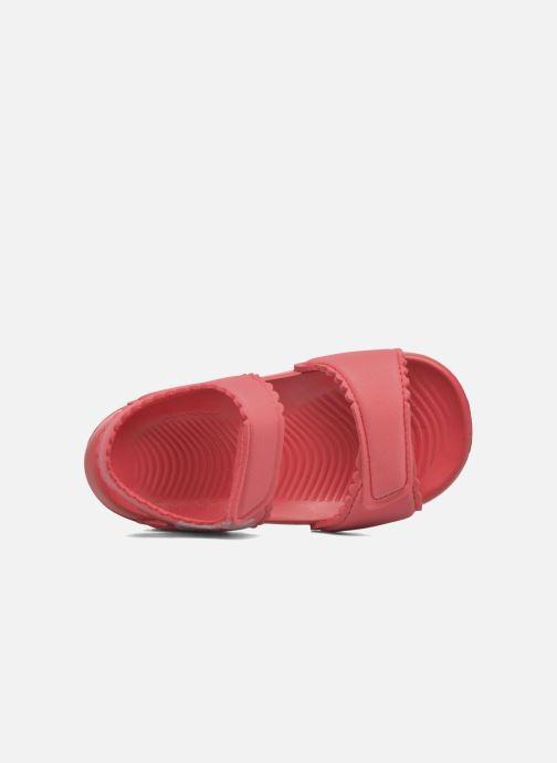 Sandalias adidas performance Altaswim G I Rosa vista lateral izquierda