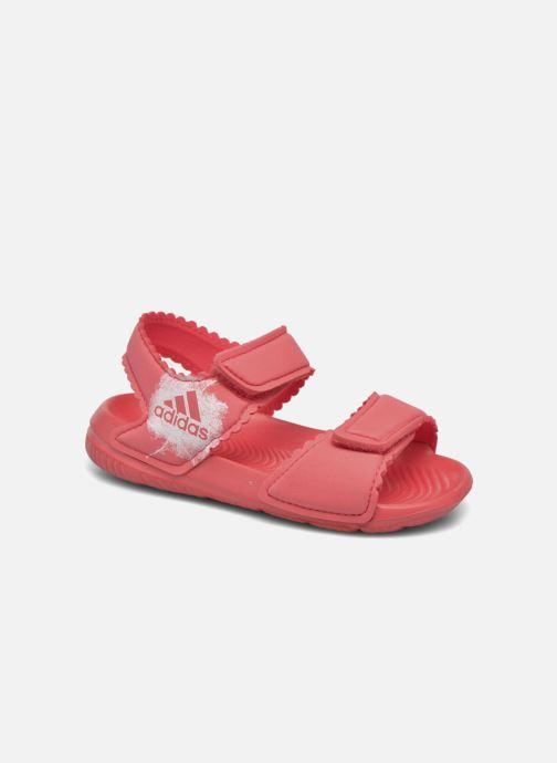Sandalias adidas performance Altaswim G I Rosa vista de detalle / par