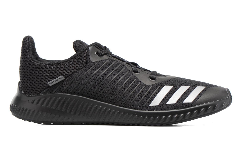 Baskets Adidas Performance Fortarun K Noir vue derrière