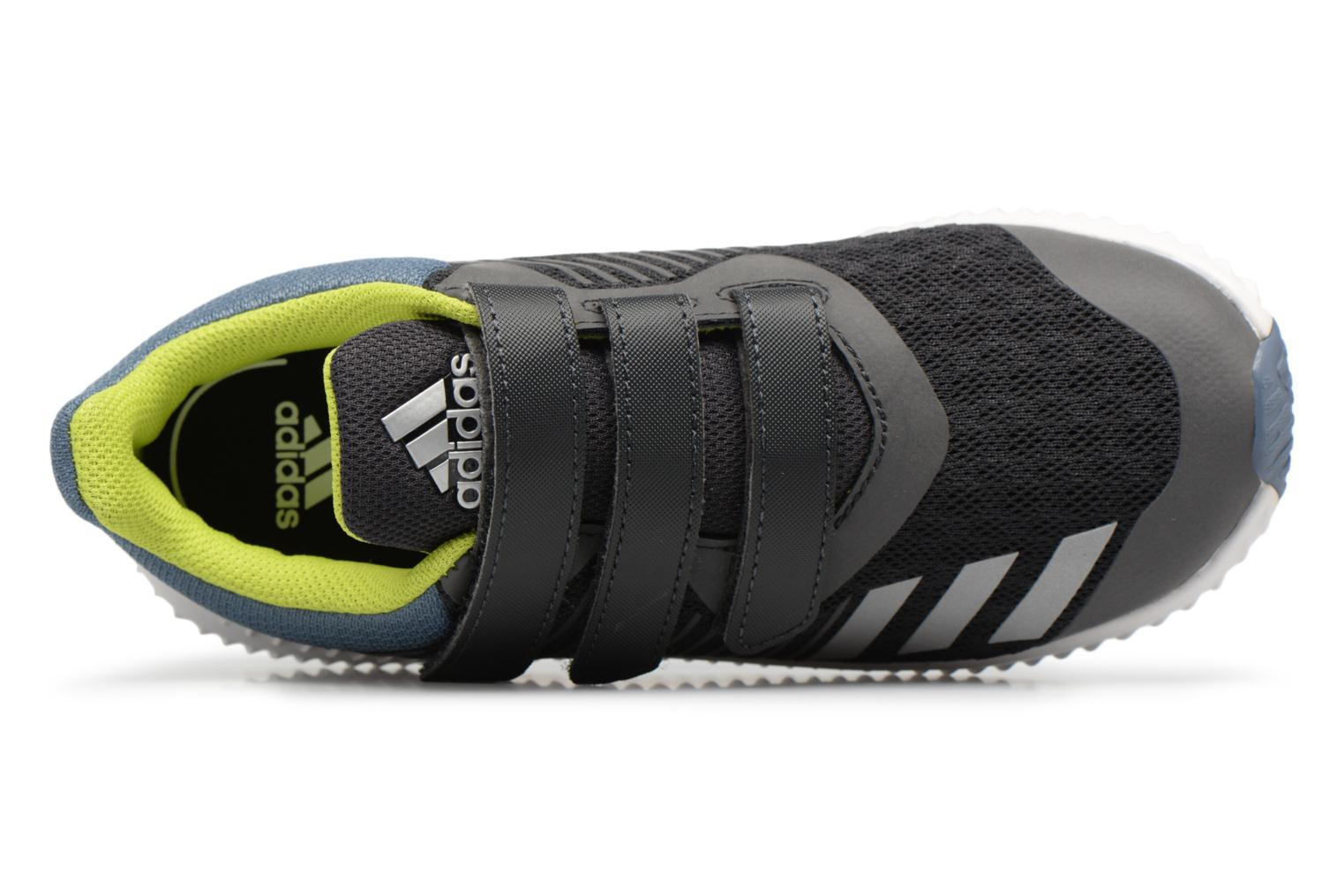 Sneakers Adidas Performance Fortarun Cf K Zwart links