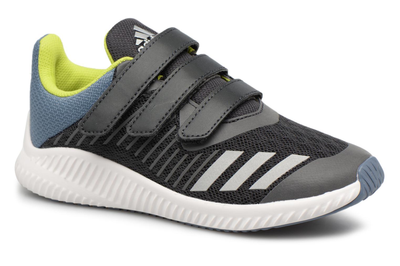 Baskets Adidas Performance Fortarun Cf K Noir vue détail/paire