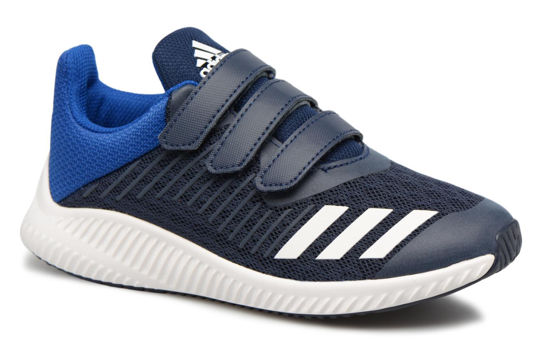 Baskets Adidas Performance Fortarun Cf K Bleu vue détail/paire