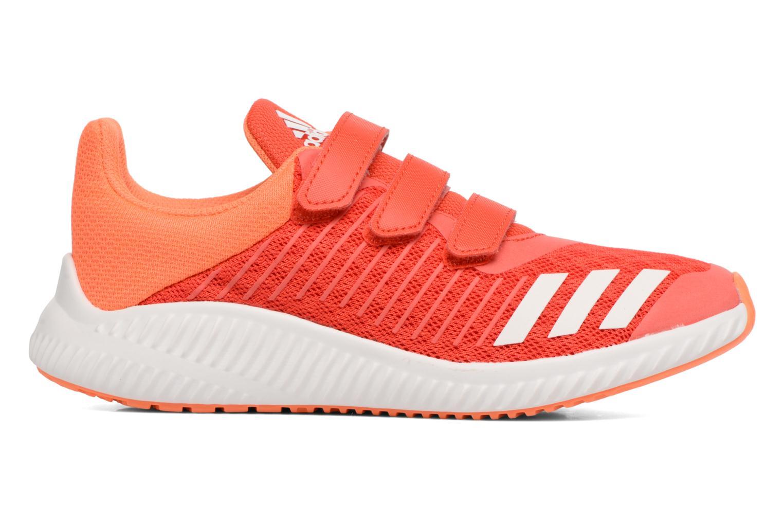 Trainers Adidas Performance Fortarun Cf K Orange back view