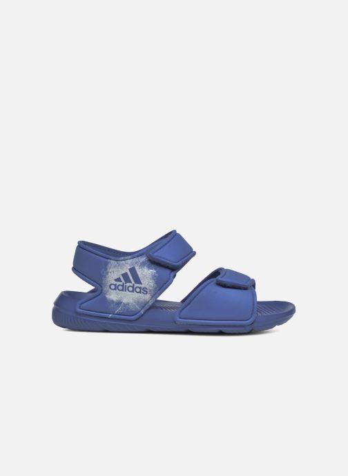 Sandales et nu-pieds adidas performance Altaswim C Bleu vue derrière