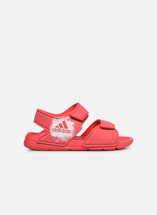 Sandales et nu-pieds adidas performance Altaswim C Rose vue derrière