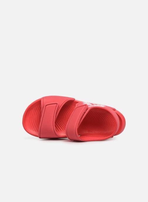 Sandales et nu-pieds adidas performance Altaswim C Rose vue gauche