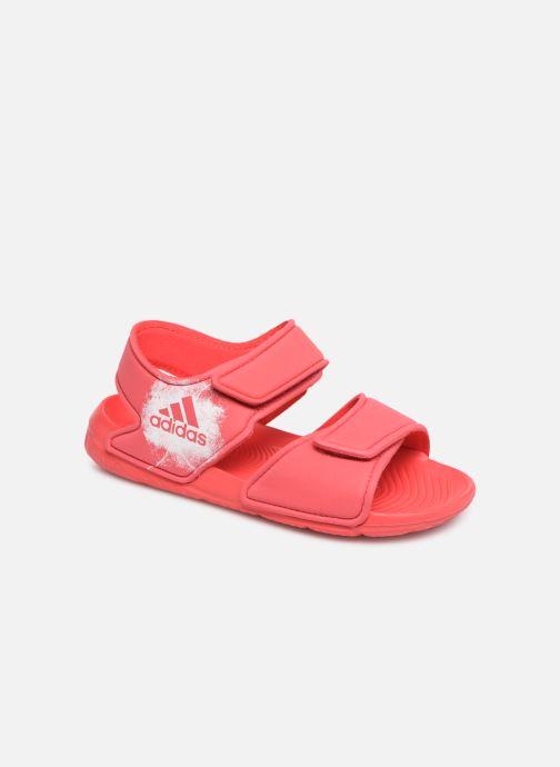 Sandales et nu-pieds adidas performance Altaswim C Rose vue détail/paire
