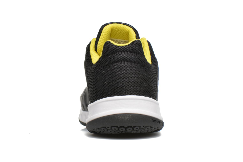 Baskets Adidas Performance Fortagym K Noir vue droite