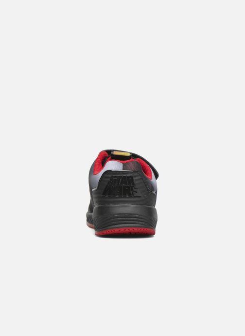 Baskets adidas performance Star Wars El I Noir vue droite
