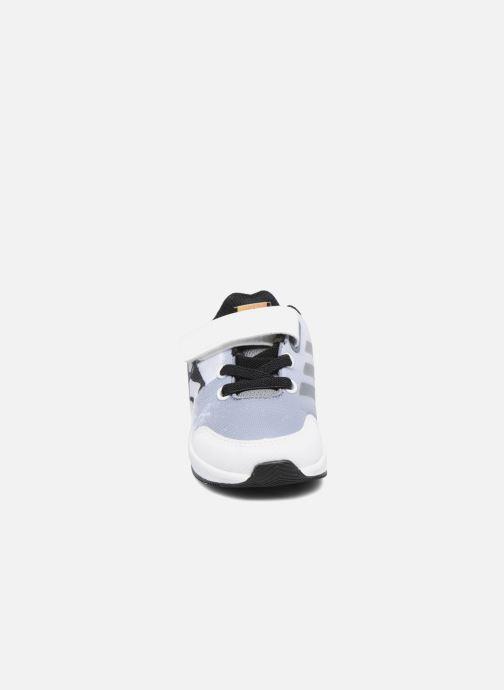 Baskets adidas performance Star Wars El I Blanc vue portées chaussures