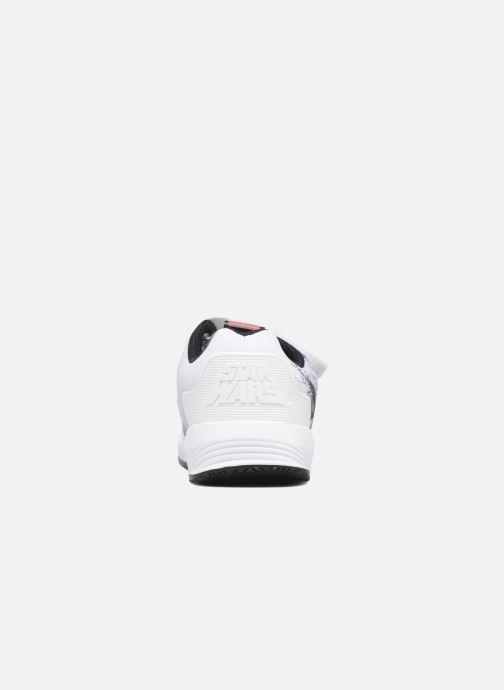 Baskets adidas performance Star Wars El I Blanc vue droite