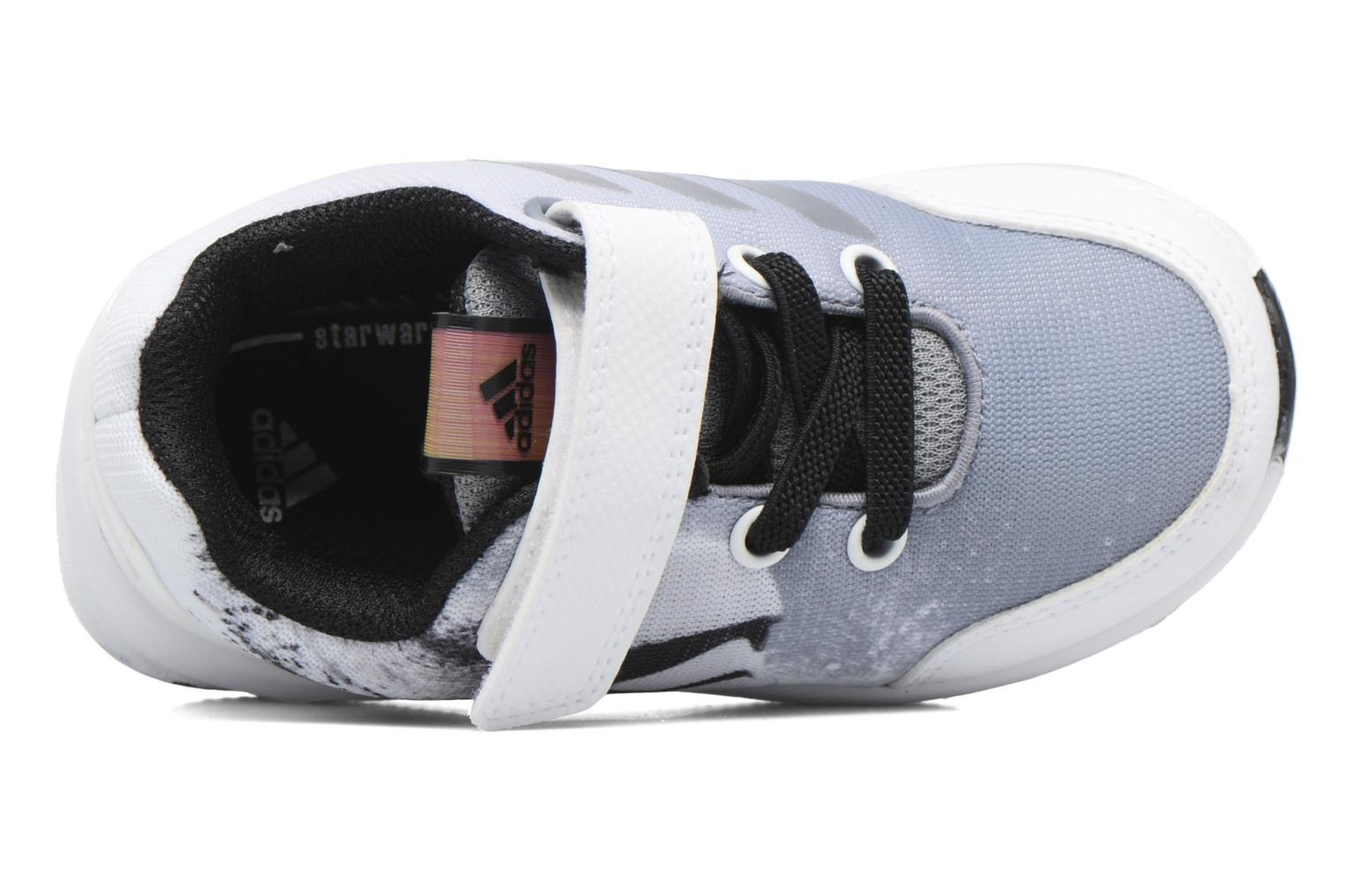 Baskets Adidas Performance Star Wars El I Blanc vue gauche