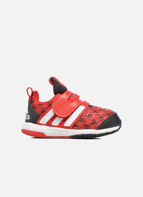 Baskets adidas performance Marvel Spider-Man Cf I Rouge vue derrière