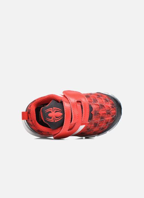 Baskets adidas performance Marvel Spider-Man Cf I Rouge vue gauche
