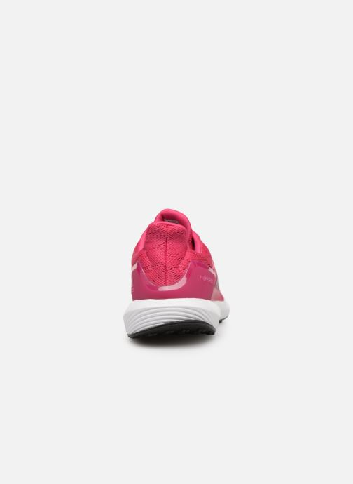 Sneakers adidas performance Rapidarun K Rosa immagine destra
