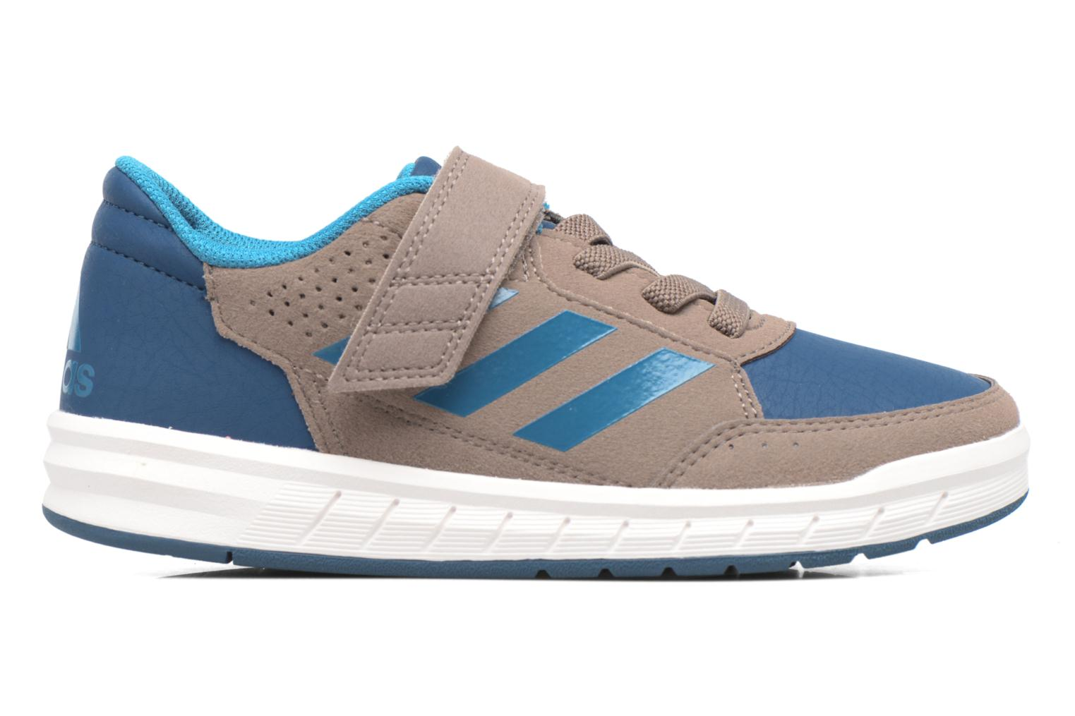 Trainers Adidas Performance Altasport El K Brown back view