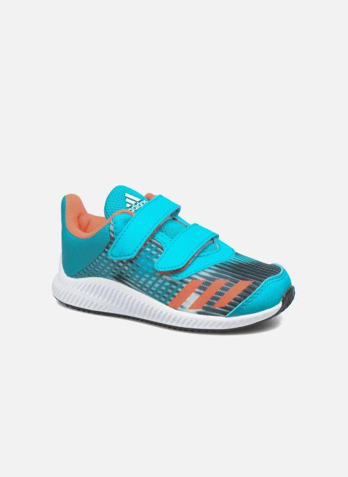 Sneakers adidas performance Fortarun Cf I Blå detaljeret billede af skoene