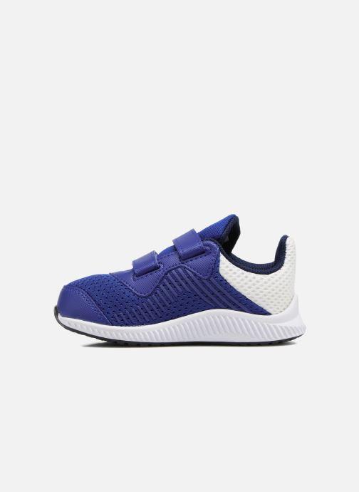 Baskets adidas performance Fortarun Cf I Bleu vue face