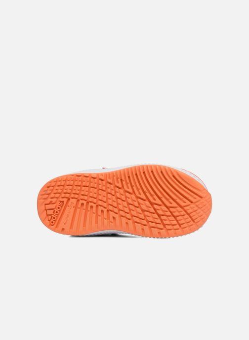 Sneakers adidas performance Fortarun Cf I Arancione immagine dall'alto