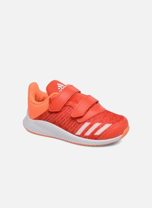 Trainers adidas performance Fortarun Cf I Orange detailed view/ Pair view