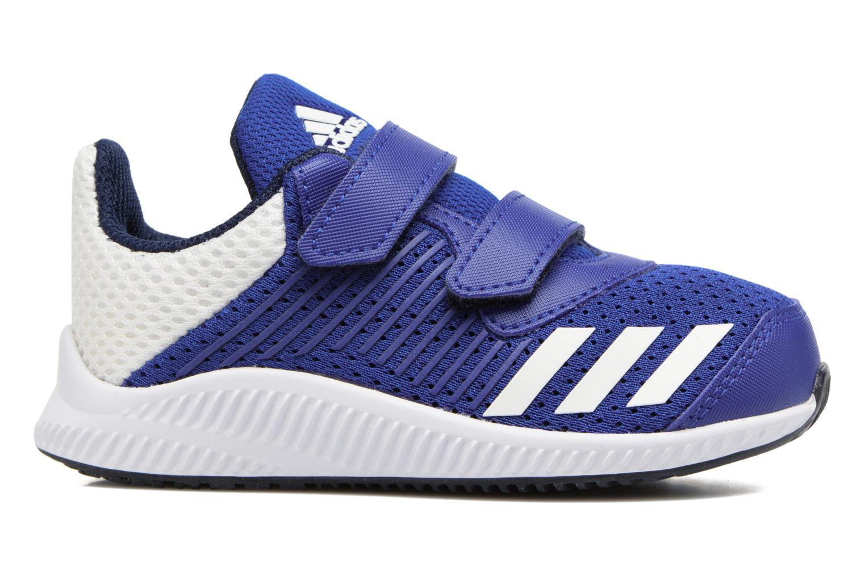 Baskets Adidas Performance Fortarun Cf I Bleu vue derrière
