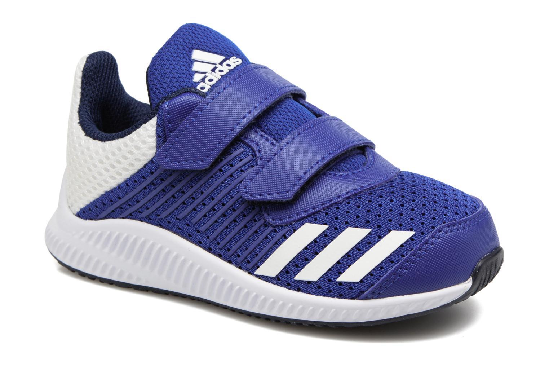 Baskets Adidas Performance Fortarun Cf I Bleu vue détail/paire