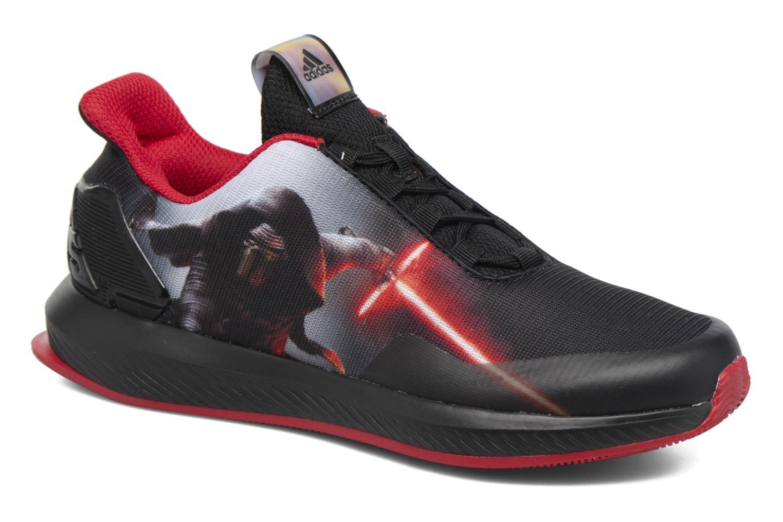 Sneakers Adidas Performance Star Wars K Sort detaljeret billede af skoene