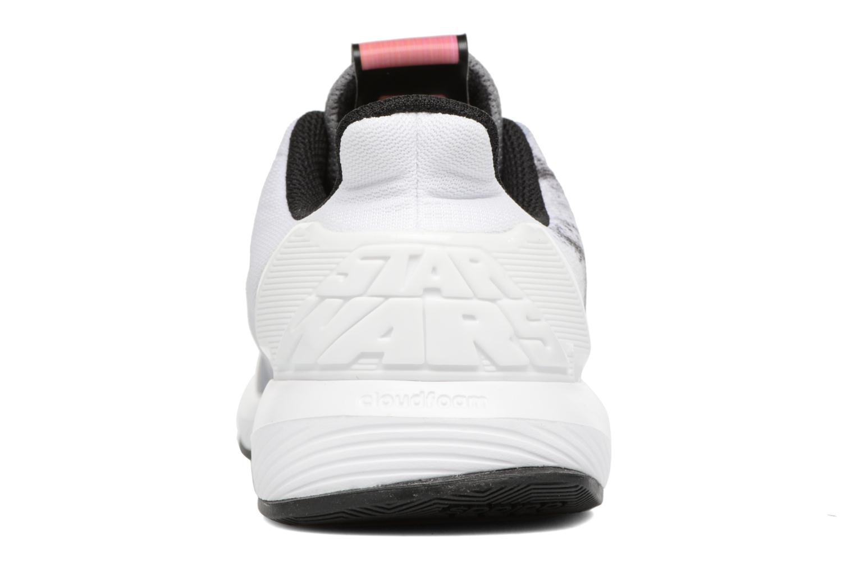 Baskets Adidas Performance Star Wars K Gris vue droite