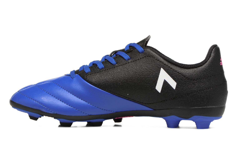 Sport shoes Adidas Performance Ace 17.4 Fxg J Black front view