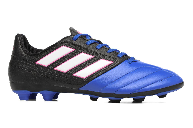 Sport shoes Adidas Performance Ace 17.4 Fxg J Black back view