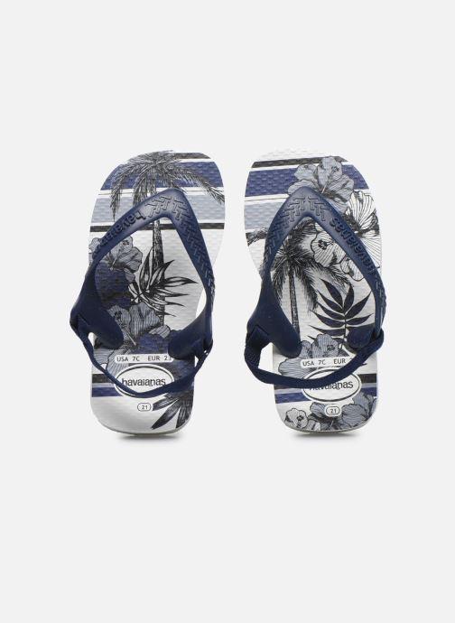 Sandalen Havaianas Baby Chic 2 Blauw model