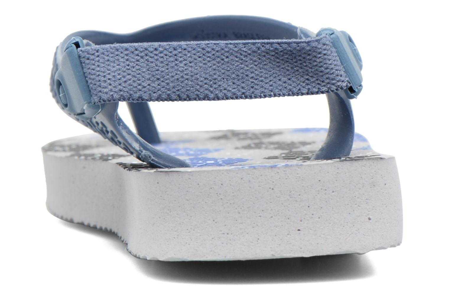 Sandals Havaianas Baby Chic 2 Grey view from the right