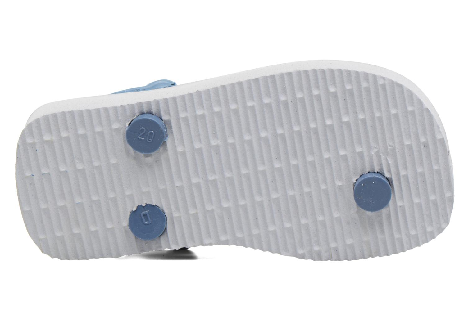 Sandals Havaianas Baby Chic 2 Grey view from above