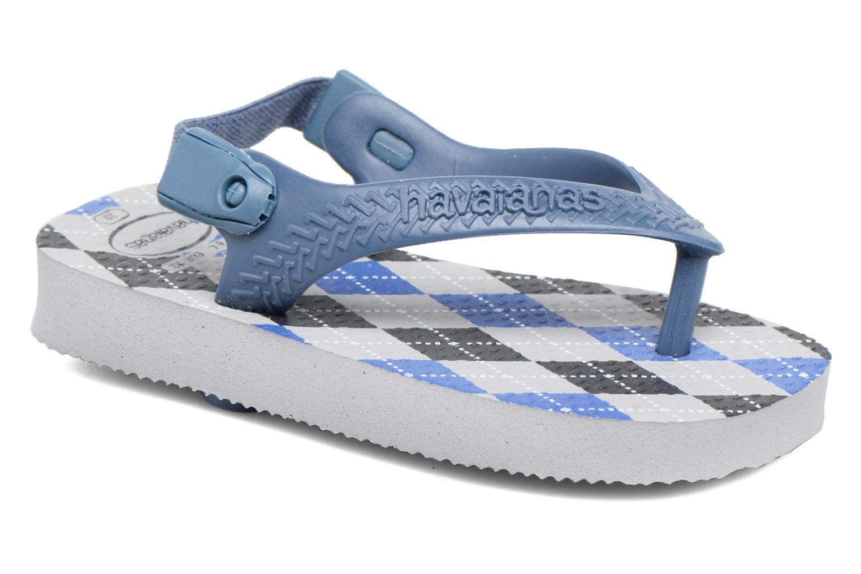 Sandales et nu-pieds Havaianas Baby Chic 2 Gris vue détail/paire