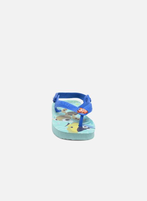 Sandalen Havaianas Baby Disney Cuties Blauw model