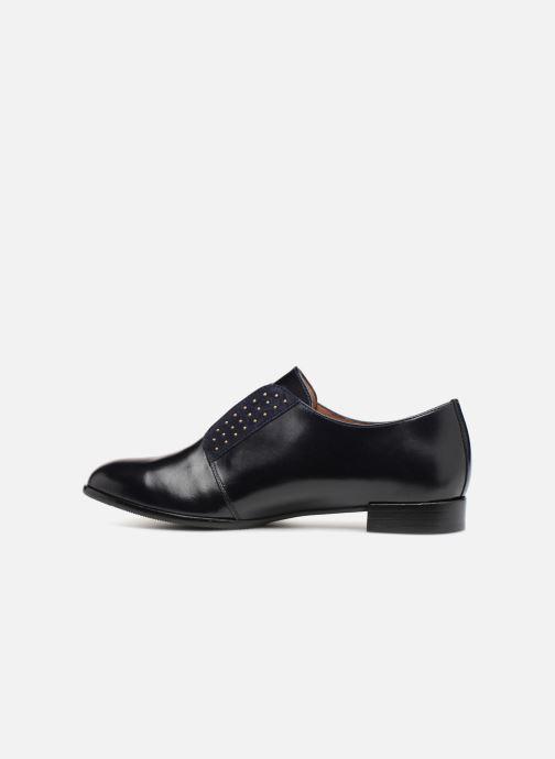 Chaussures à lacets Georgia Rose Tadaa Bleu vue face