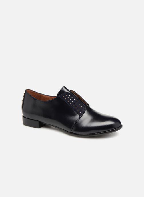 Chaussures à lacets Georgia Rose Tadaa Bleu vue détail/paire