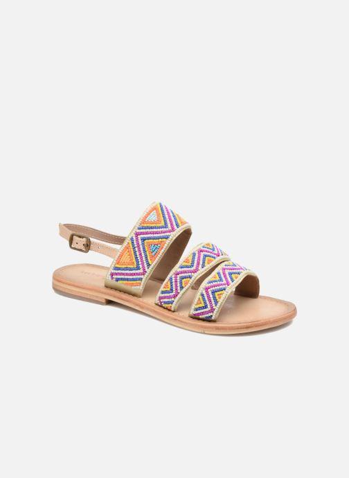 80f804d896bd Sandaler Les Tropéziennes par M Belarbi Nomade Multi detaljeret billede af  skoene
